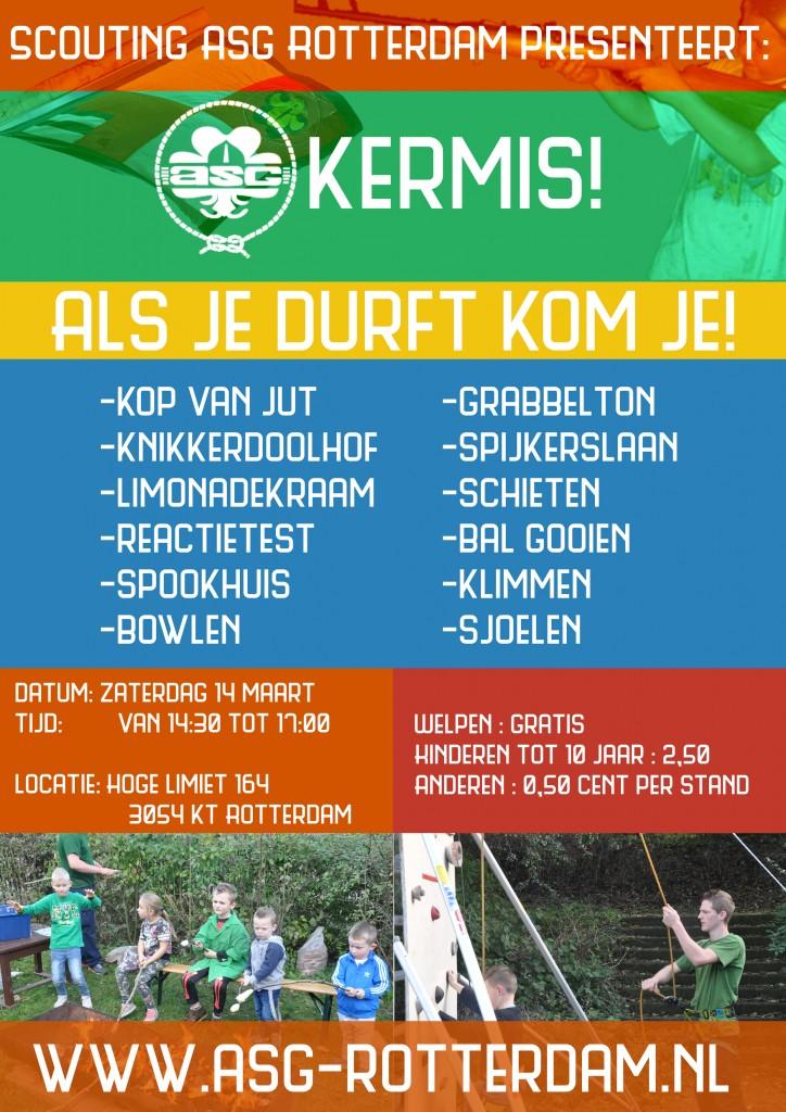 Kermis 2015 poster